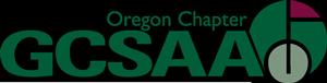 Oregon Golf Course Superintendent Association Logo
